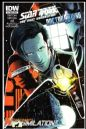 Star Trek Next Generation / Dr Who Assimilation2  #4 Cover B (2012 Series) *NM*